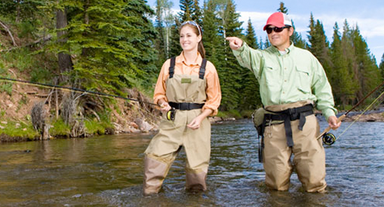 <strong>Visiting Vancouver and want to go fly fishing?</strong> Through Michael & Young, you can find a guided trip to suit your fishing style and schedule.