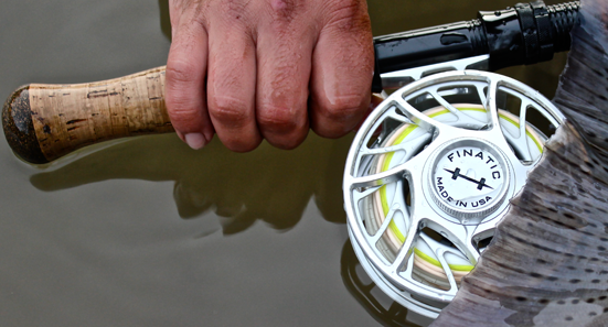 There are lots of terrific fly fishing reels on the market designed for big bonefish as well as big trout. Selecting a reel is important for the type of fishing and size of fish you plan on catching.