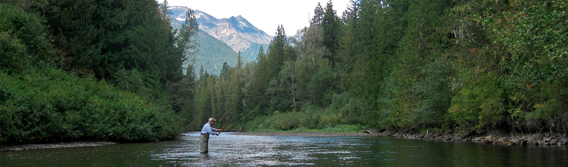 lillooet river bc fly fishing