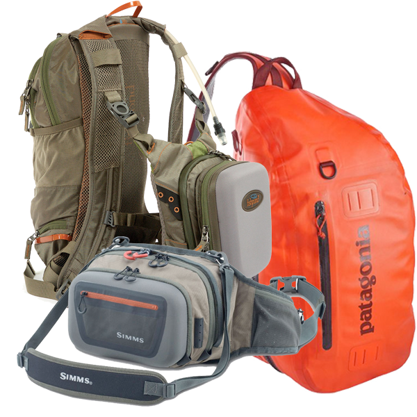 Fish, travel, repeat—our fly fishing bags, chest packs and slings keep you dry and organized in the wettest surroundings. Our fishing bags keep your fishing essentials safe and organized on and off the water.