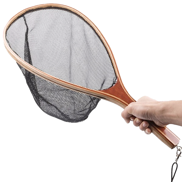 With a variety of shapes, styles and materials to choose from, these landing nets meet all of your angling needs.