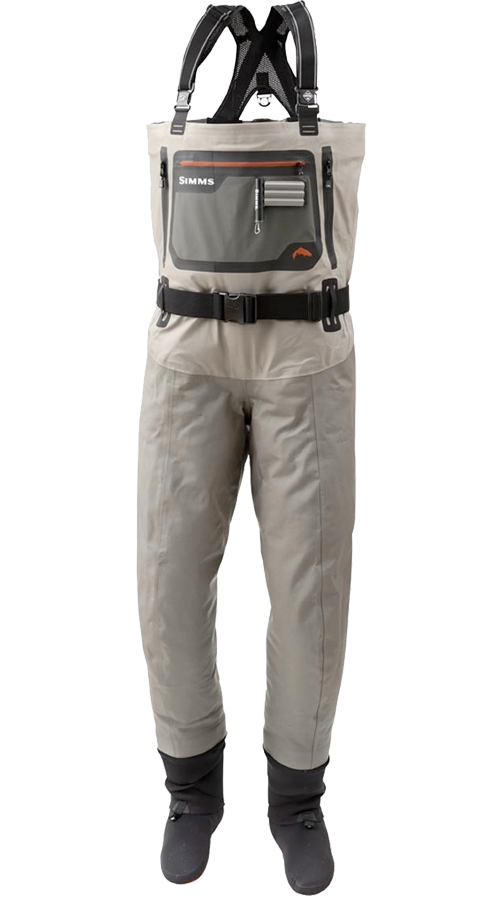 Breathable waders are lightweight and comfortable. They wick away sweat, which means you aren't damp at the end of the day.