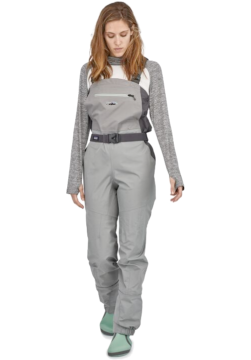 Waders Engineered for female anglers, we offer versatile waders delivering exceptional performance in every situation.