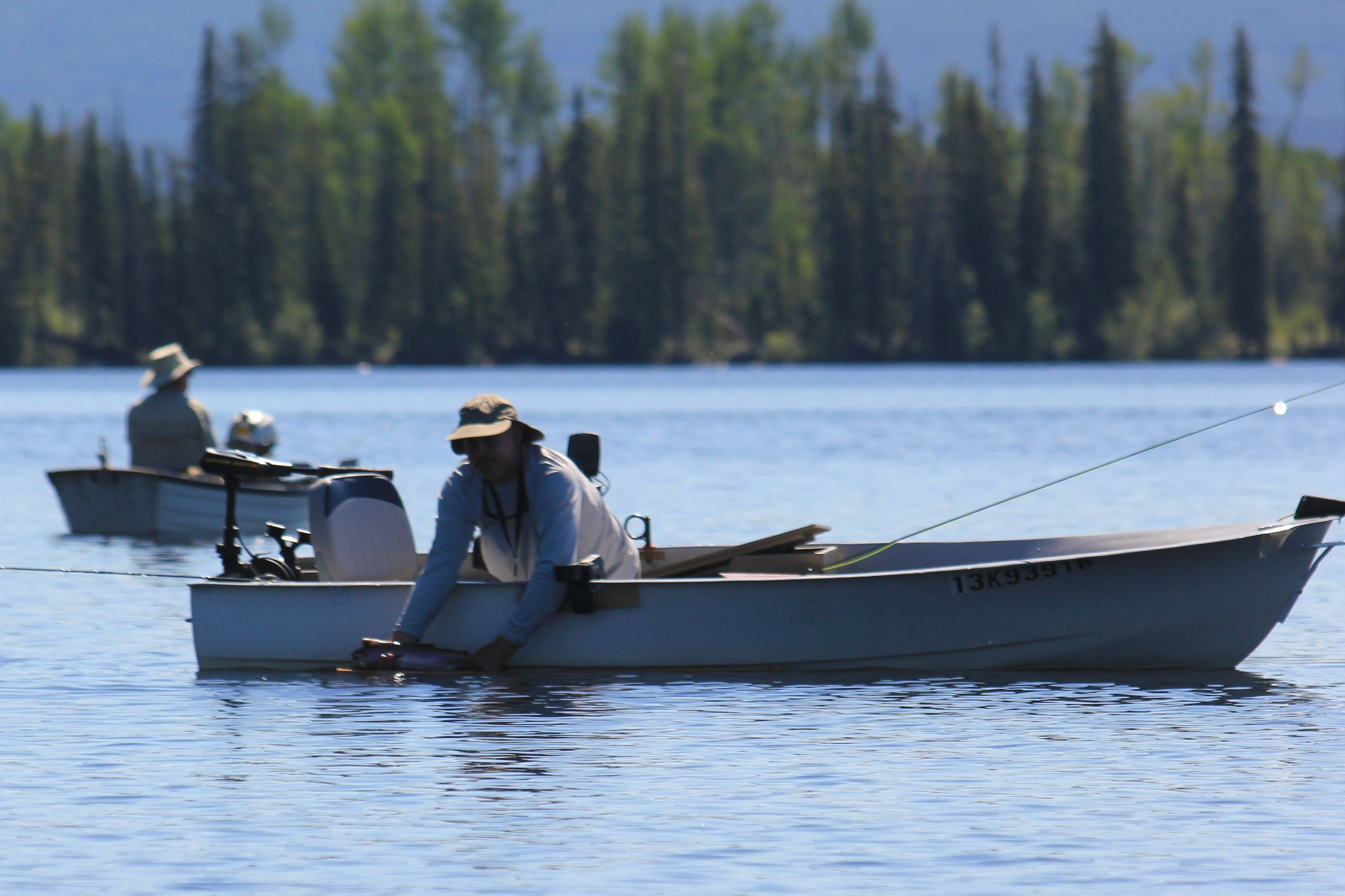 <p>Four days and three nights of stillwater fishing with Michael & Young Fly Shops, Ryan Heitz.</p>    <P>