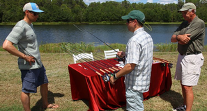 <p>Ever wanted to try a new rod? How about spey casting? Here is your chance. We offer a day where you can try many of the rods, lines etc. offered through our store. This free event is a great chance to socialize with yhe fly fishing community and ask many of the manufacturer represetative those questions.</p>