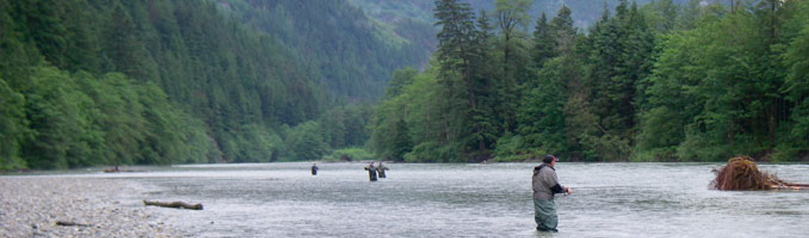 <p>A 45 minute drive from Vancouver coupled with a 35 minute boat ride; there lies a watershed that has hardly felt the influence of modern society. The upper Pitt River is a far cry from its turbid southern cousin, the lower. A glacier fed medium sized river, the upper Pitt has a feel of utter remoteness.</p>    <P>