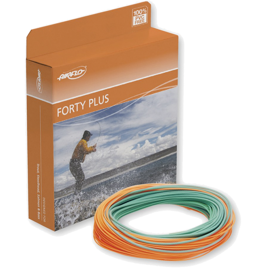 Forty Plus Super Dry Floating Fly Lines