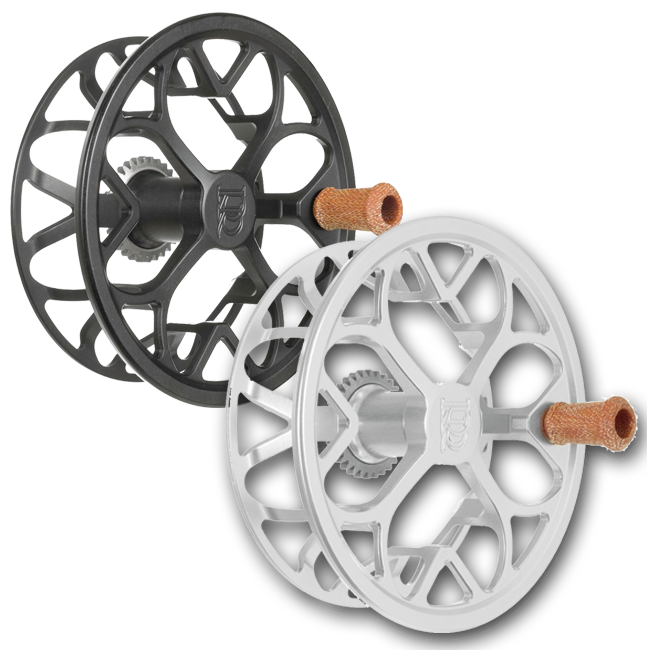 Colorado LT Black 3 - 4 Weight Spool