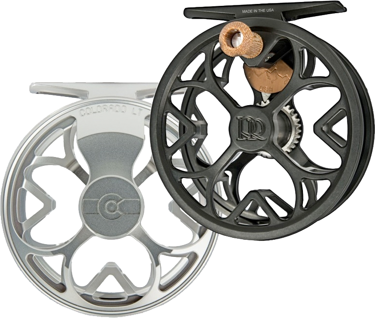 Colorado LT Platinum Fly Reel 4-5wt