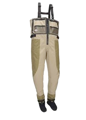 EZ-Zip Guide Waders