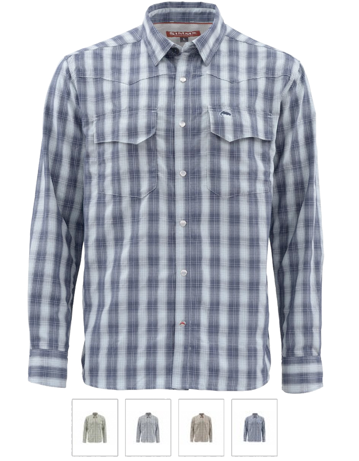Big Sky Fishing Shirt