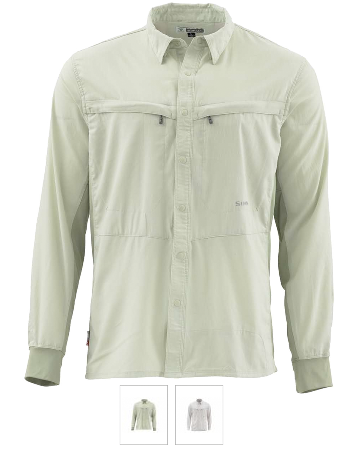 BugStopper Intruder BiComp Fishing Shirt