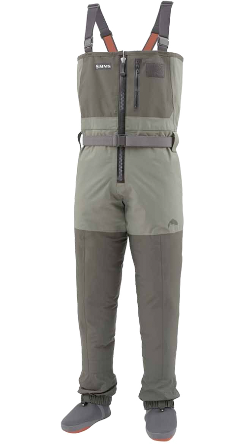 Simms Freestone Zippered Wader- 2018 Edition - XL