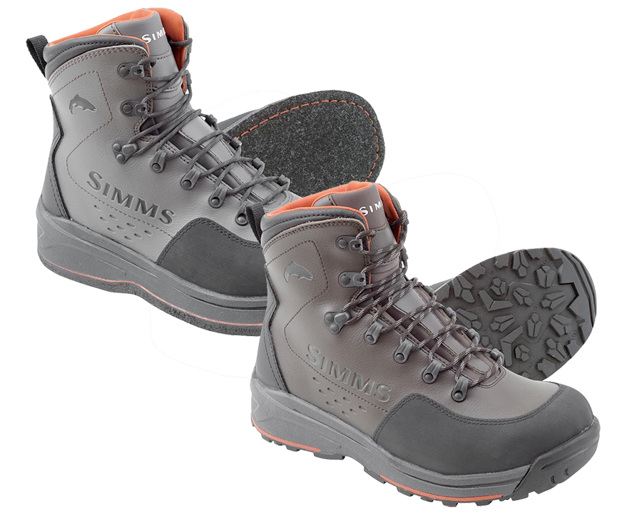 Simms Fishing Freestone Boots From