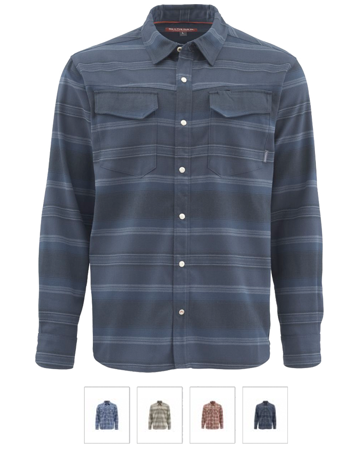 Gallatin Flannel Shirt