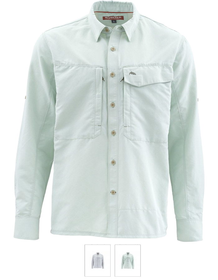 Guide Fishing Shirt - Marl