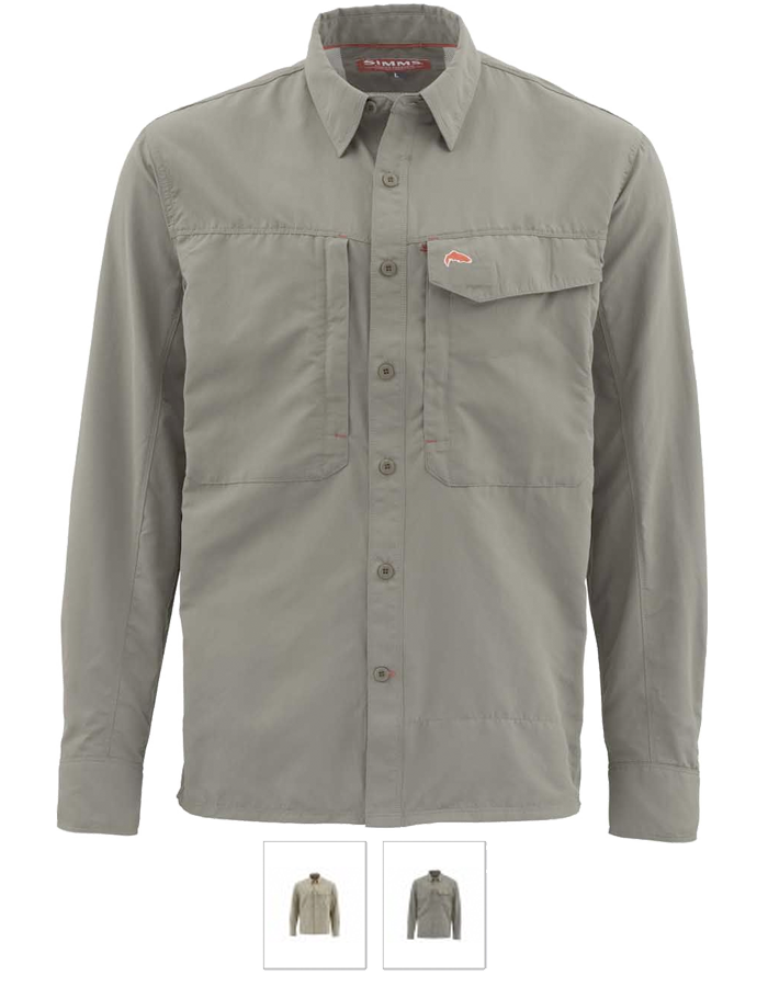 Guide Fishing Shirt - Solid