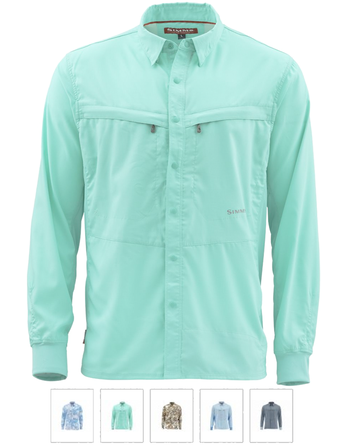 Intruder BiComp Fishing Shirt