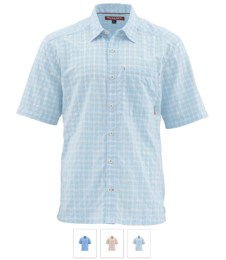 Morada Shirt - Short Sleeve
