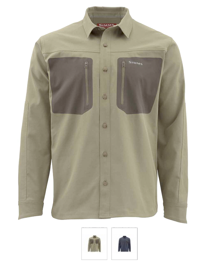 Tongass Fishing Shirt