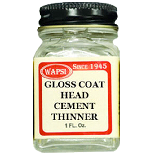 Fly Gloss Coat Head Cement Thinner